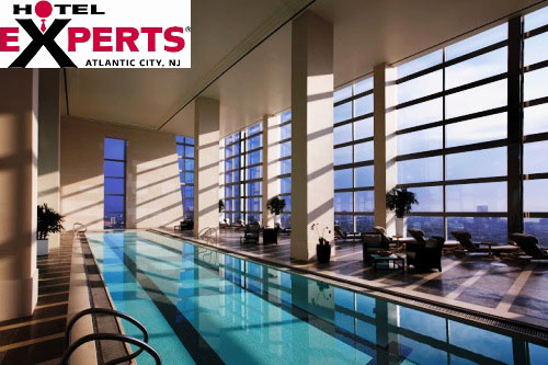 Tranquil Immersion Spa at the Water Club inside Borgata