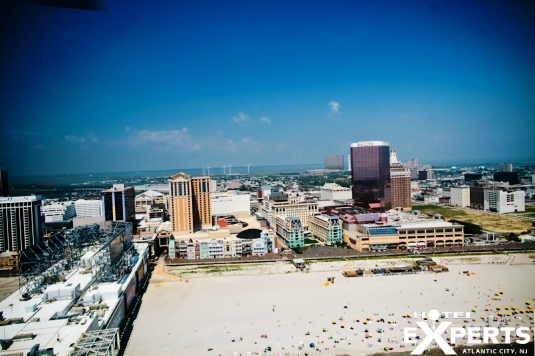 Boardwalk and Park Place - Bally's Atlantic City