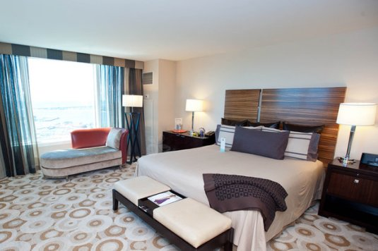 Award Winning Rooms at the Water Club in AC!