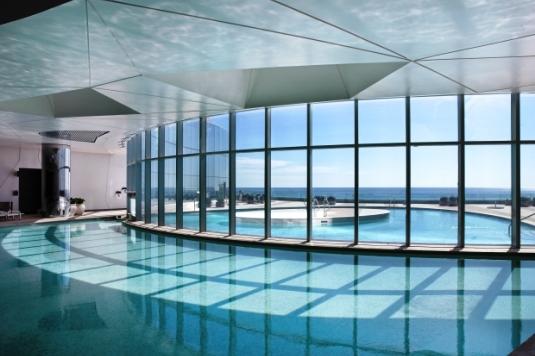 Resort Pool and Outdoor Deck!