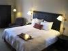 King Bed Baymont Inn & Suites Atlantic City, NJ