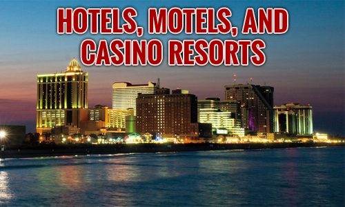 Guide to all Lodging Options in AC!