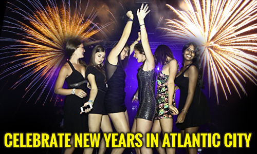 Best Parties for the Atlantic City New Year 2014