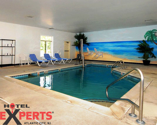 Indoor Heated Swiming Pools - Comfort Inn Absecon NJ