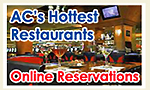 Instant Atlantic City Restaurant Reservations