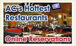 Instant Atlantic City Restaurant Reservations
