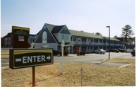 America's Best Inn & Suites Outside