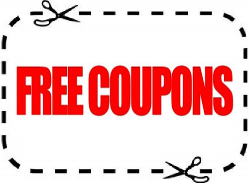All Kinds of Coupons and Discount Vouchers!