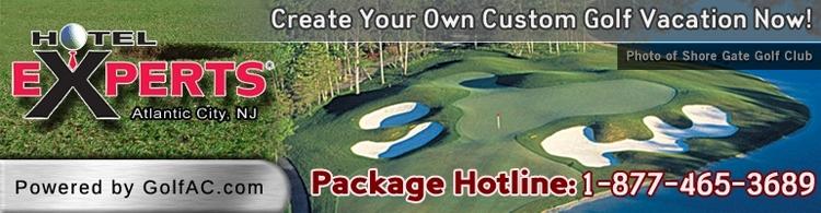 Plan your next Golf Trip to Atlantic City Now!