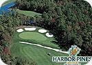 Harbor Pines Golf Club Atlantic City NJ.