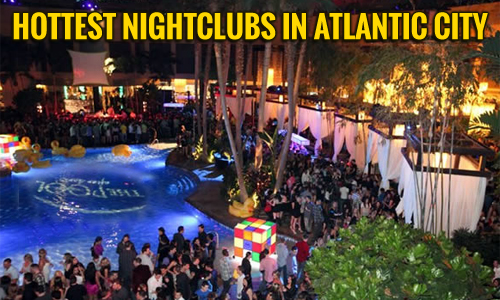 Our Top Rated Nightclubs in AC!