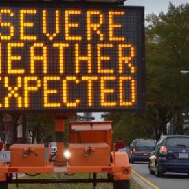 Hurricane Sandy Atlantic City Storm Pictures