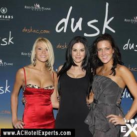 Dusk Party Red Carpet