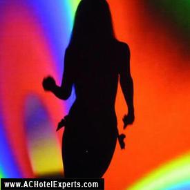 Cool Photo of Sexy Nightclub Dancer