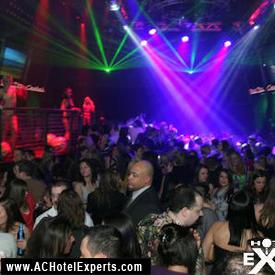 Nightclub Light Show