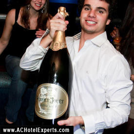 Biggest Bottle of Champagne New Jersey