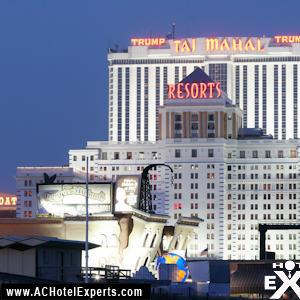 Resorts and Taj Mahal