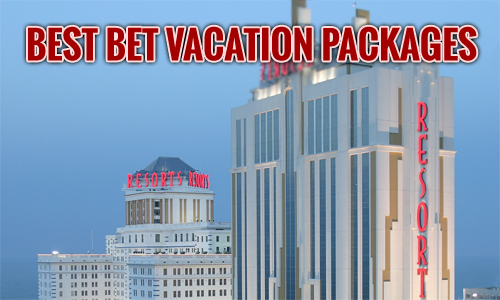 Top Rated Vacation Package in Atlantic City!