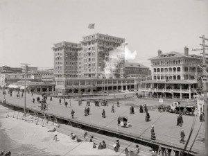 Histtory of Boardwalk in Atlantic City
