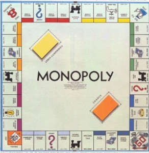 Atlantic City Monopoly