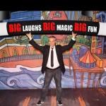 Joe Holiday Magic and Comedy for Kids and Teens