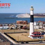 Historic Lighthouse in Atlantic City